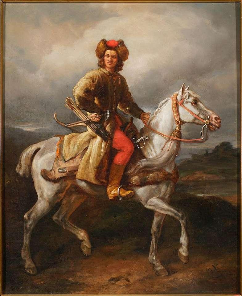 Lisowczyk (pintura de Juliusz Kossak)
