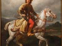 Lisowczyk (peinture de Juliusz Kossak)
