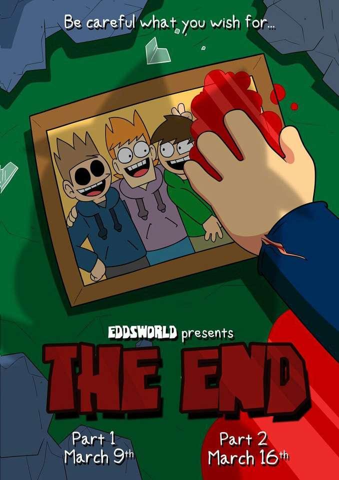Eddsworld: The End - Afbeelding van de teaser die eddsworld 5 jaar geleden uitbracht om het einde aan te kondigen (5×8)