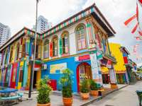 colorful building in turkey