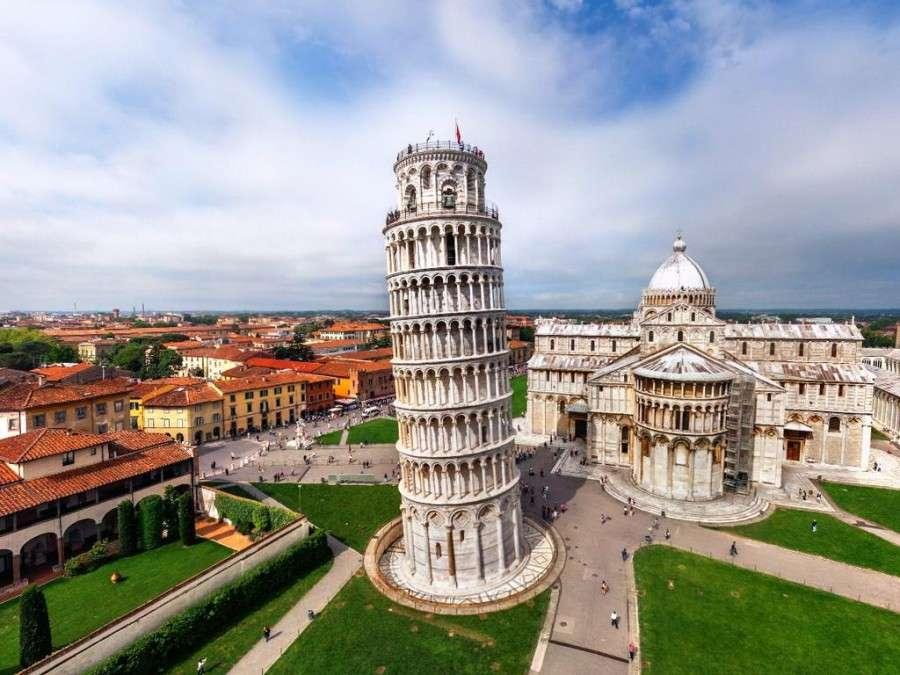 pisa italia - série de viagens pelo mundo (12×9)