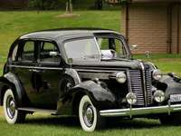 1938 Buick Roadmaster Series 80 Touring