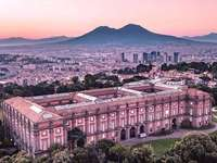 Königspalast von Capodimonte Neapel