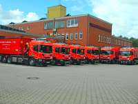Scania vloot