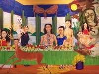 """""""La Cene"""" de Frida Kahlo"""