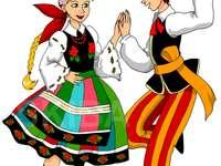 Traje folklórico