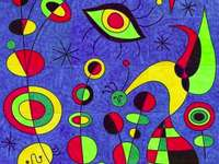 LIGNES D'ART JOAN MIRO