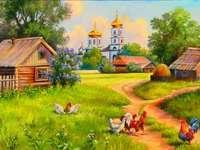 θέα- χωριό