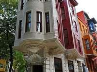 dům v Istanbulu