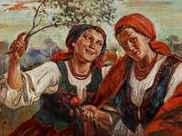 Obraz- wincenty wodzinowski