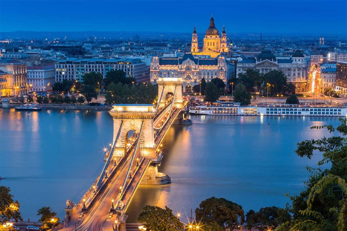 budapest - serie di viaggi nel mondo (13×9)
