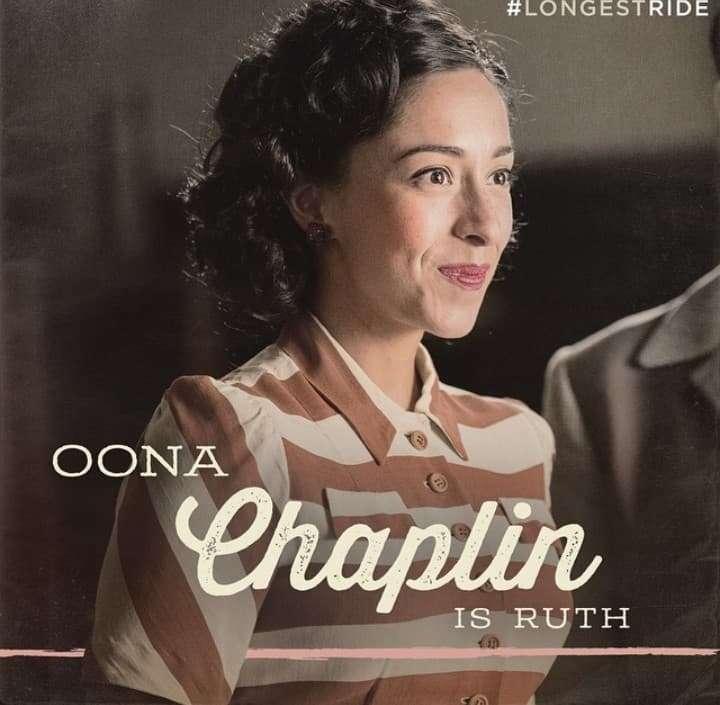 Oona Chaplin - Oona Chaplin z The Longest Journey (2×2)