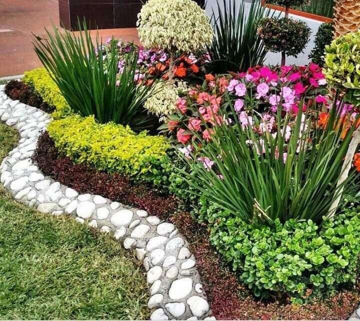 Egy csodálatos kert - A minimalista kert csodálatosan néz ki (17×16)