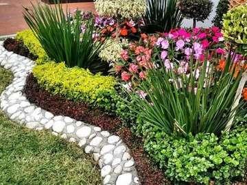 Ένας υπέροχος κήπος