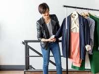 ubrania i garderoba