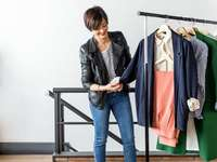 clothes and wardrobe