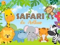 Сафари на Артур