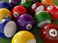 bolas de billar