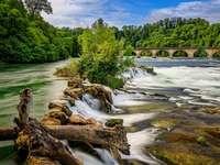 Cascada Rheinfall