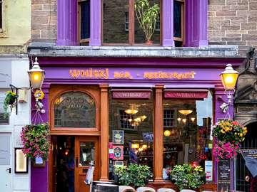 Edinburgh Whisky Bár