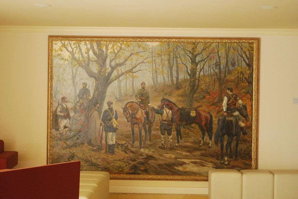 Macedóniai Küzdelem Múzeuma -  (7×5)