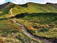 Tatras occidentales de Polonia