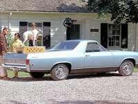 1968 Chevrolet El Camino SS 396