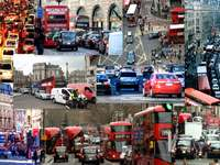 LONDRA- COLLAGE