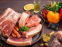 przyprawy do mięs