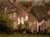 Gold Hill - Shaftesbury - Reino Unido