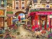 Francie. Paříž.
