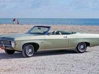 1969 Chevrolet Impala Μετατρέψιμο