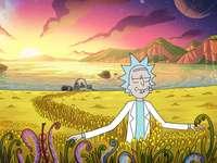 Rick na innej planecie