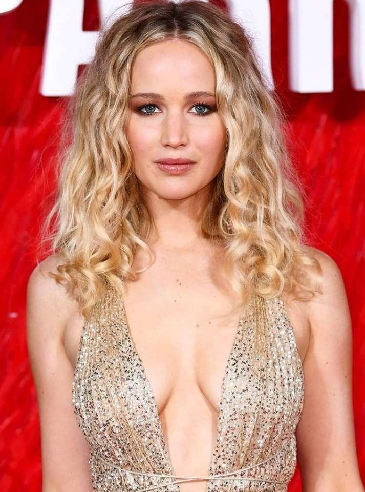Actrice Jennifer - Cérémonie de remise du Golden Globe (4×6)