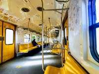 Jízda vlakem - Kapské Město