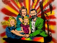 De familia echt