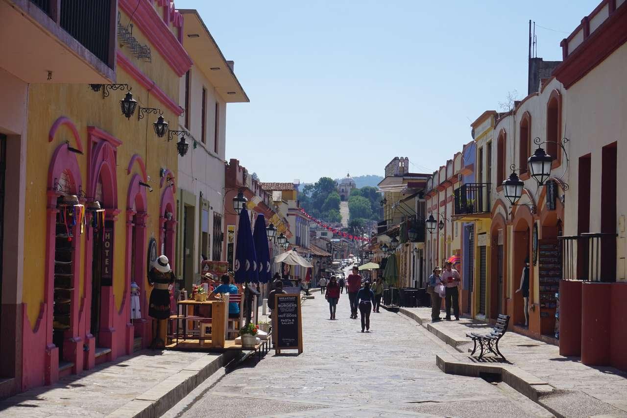 San Cristóbal de las Casas - Chiapas - Mexiko (16×11)