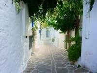 Paros - Řecko