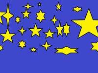 prchavé hvězdy