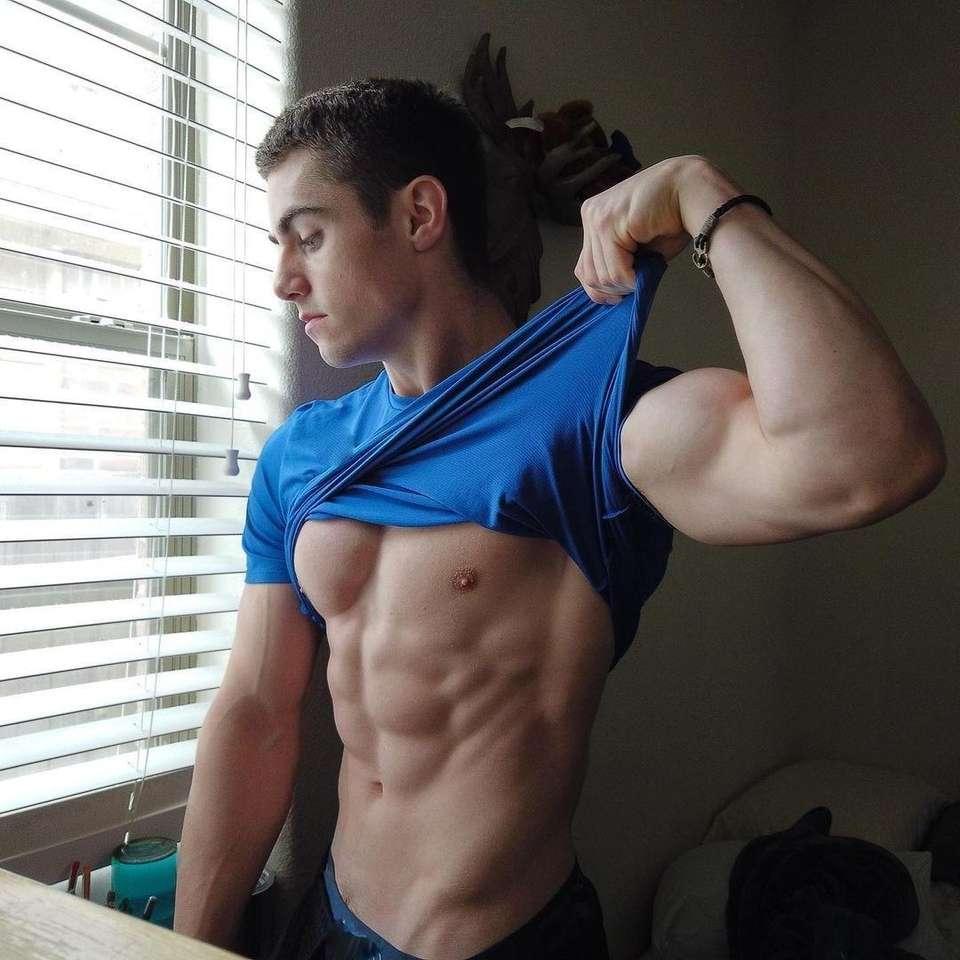 Great Biceps - Great Biceps Gianni in blue Giani in blue (11×11)