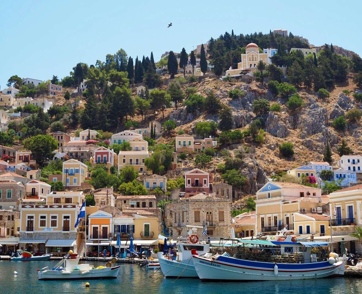 Dodécanèse - Symi - Гърция (14×12)
