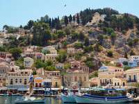 Dodécanèse - Symi - Greece