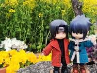 Itachi en Sasuke