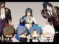 Ookurikara, Sadamune e Mitsutada