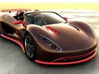 Luxus autó