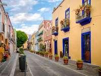 ulice Puebla