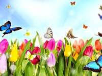 despertar da primavera