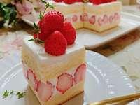 aardbeientaart