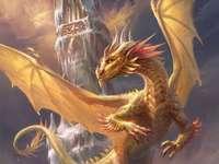 Dragón Dorado