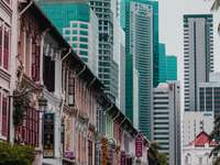 Улица на Сингапур